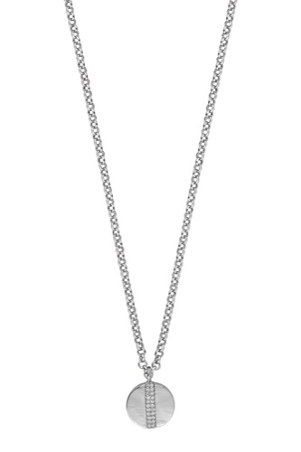 Snö of Sweden Alicia Pendant Neck 45 Silver/clear