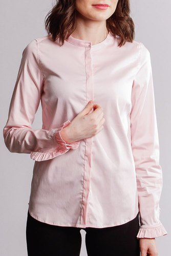 Mos Mosh Mattie Sustainable Shirt Soft Rose