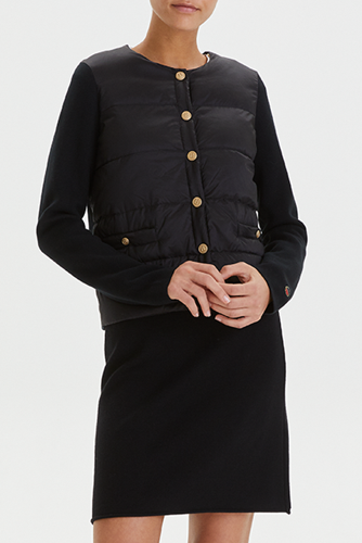 Busnel Inella Down Jacket Black