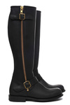Primeboots Eng. High -43 O.c 043 Black/guld