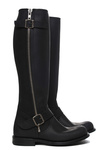 Primeboots Eng. High -43 O.c 043 Black/silver
