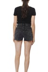 Cheap Monday Donna Shorts Dust Black