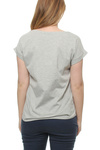 Vila Vidreamers V-neck T-shirt Light Grey