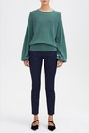 Rodebjer Rista Cashmere Winter Green