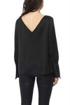 Morris Ethel Blouse Black