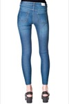 Cheap Monday Mid Spray Blue