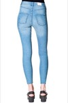Cheap Monday High Spray Lt Blue
